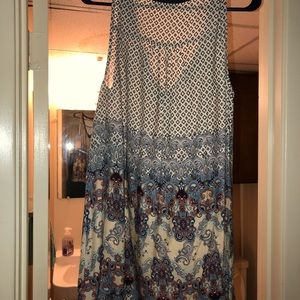 Altar'd State Dresses - Altar'd State bohemian dress with tassels